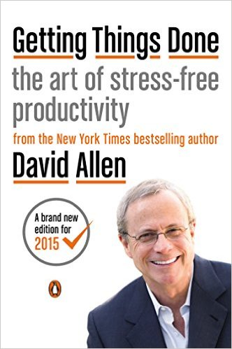 Getting Things Done by David Allen #10