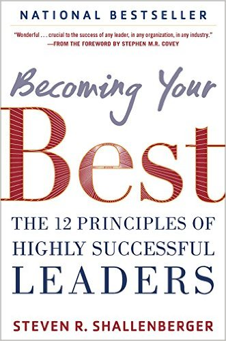 Becoming Your Best #7 by Steve Shallenberger